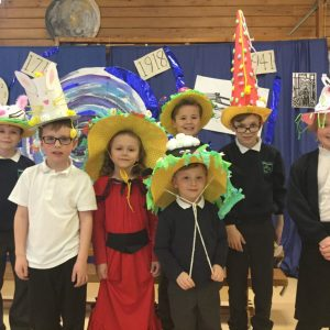 2018 Easter Bonnet Winners