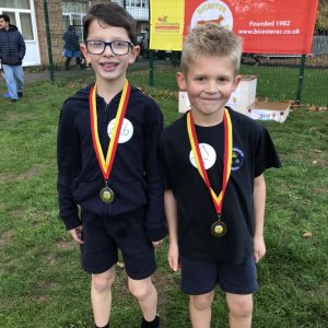Cross Country Finalists November 2018