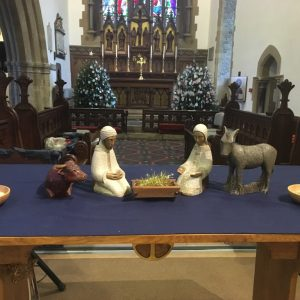 St Edburg's Nativity